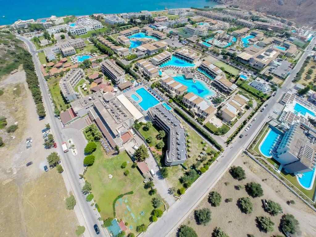 Delfinia Resort Rhodes, Delfinia Resort Rhodes to beach, Delfinia Resort family activites