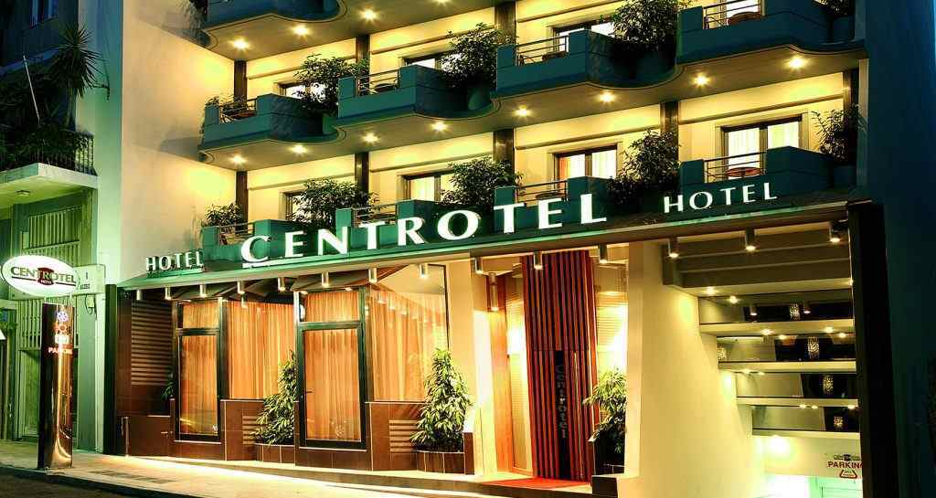 Centrotel hotel Athens, Centrotel to Athens airport