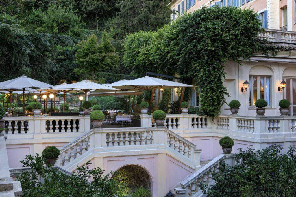hotel de russie reviews,hotel de russie address,hotel de russie garden